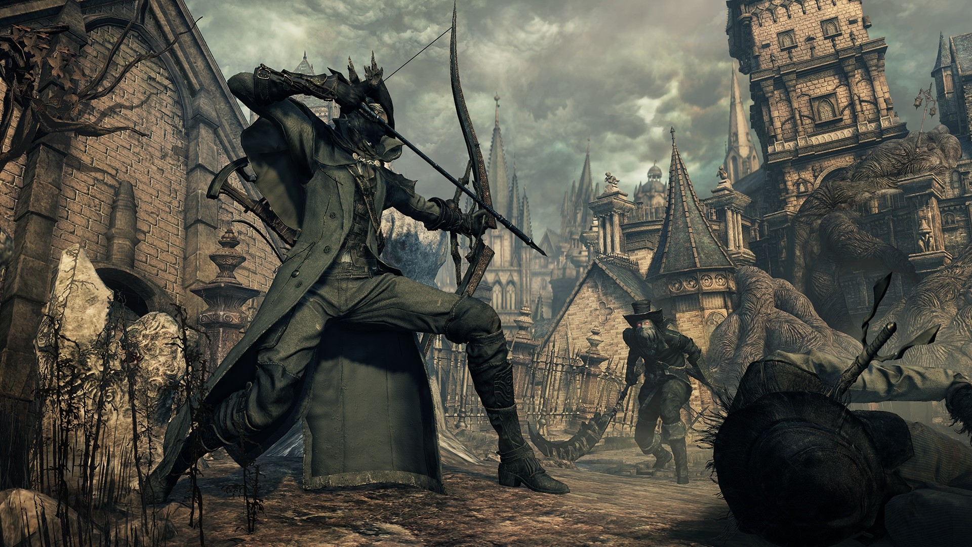 Bloodborne Video Game Review