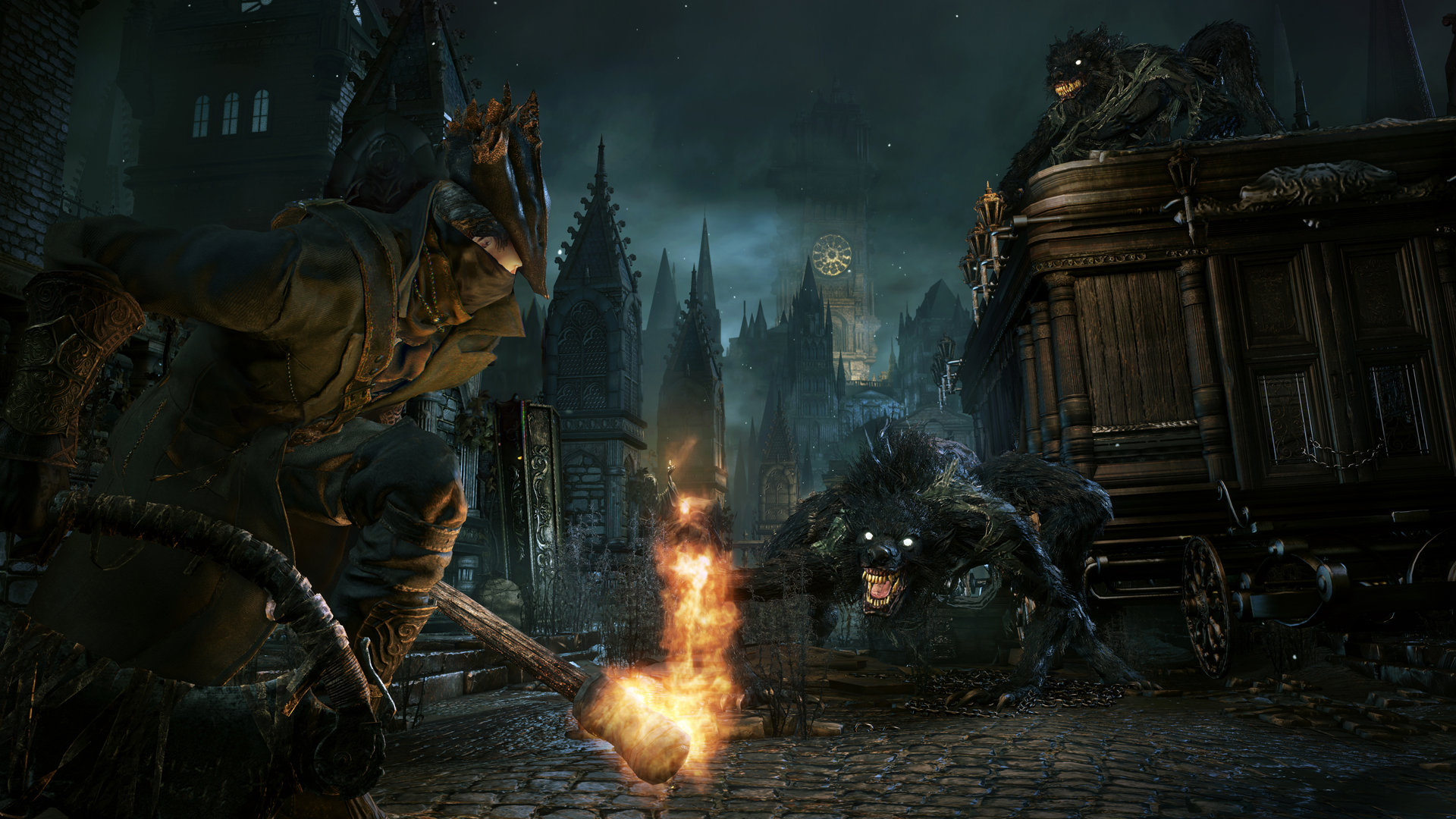 RPG Video Game Review: Bloodborne