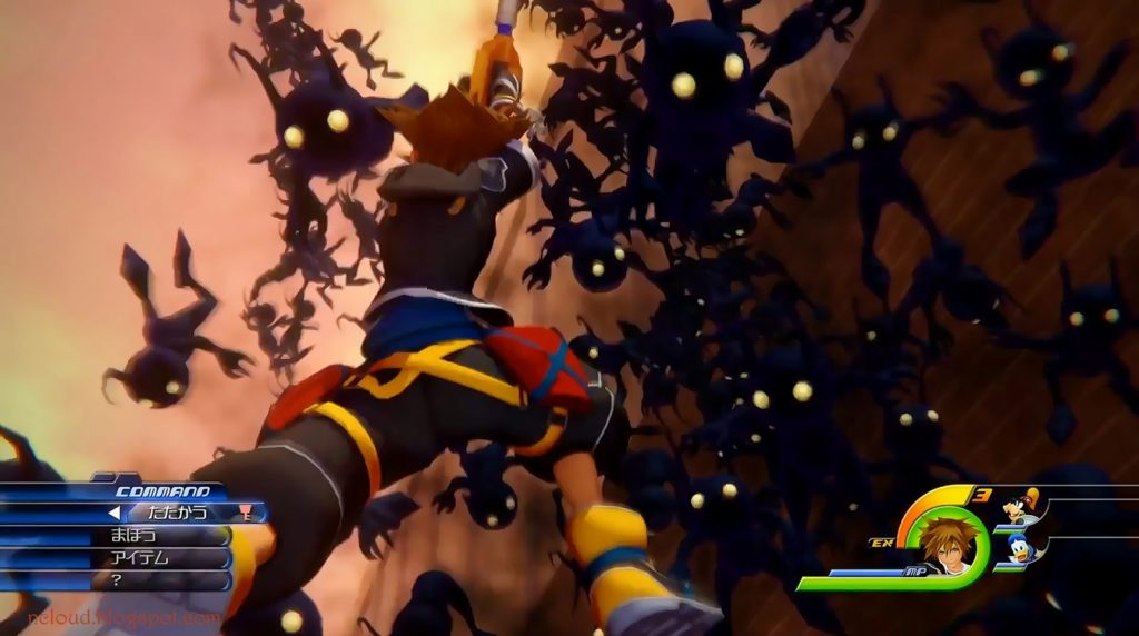 Kingdom Hearts 3 Video Game Preview